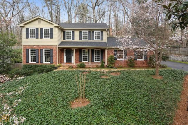 4276 Exeter Close, Atlanta, GA 30327 (MLS #8541935) :: Buffington Real Estate Group