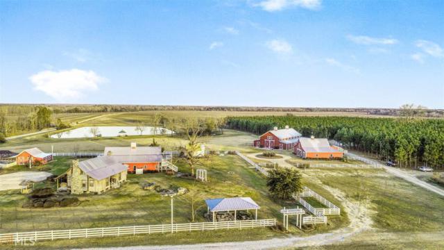388 Pope Rd, Hawkinsville, GA 31036 (MLS #8542020) :: Buffington Real Estate Group