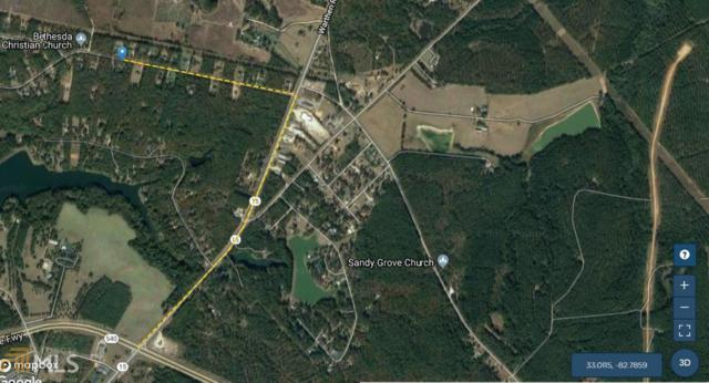 515 Plantation Dr Lot 6 And 13, Sandersville, GA 31082 (MLS #8542649) :: Team Cozart