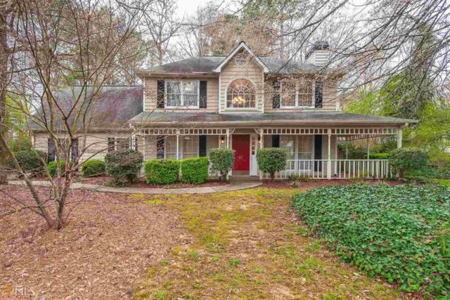 25 Woodstream Dr, Newnan, GA 30265 (MLS #8542991) :: Bonds Realty Group Keller Williams Realty - Atlanta Partners