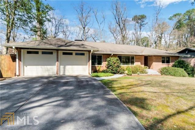 1375 Moores Mill Rd, Atlanta, GA 30327 (MLS #8543057) :: Buffington Real Estate Group