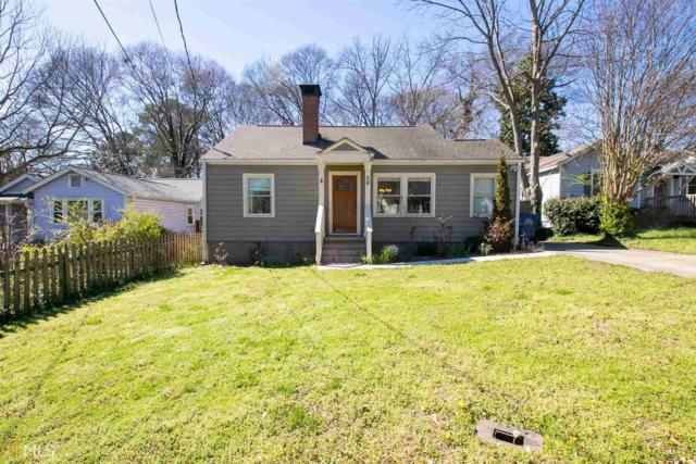 59 Wyman, Atlanta, GA 30317 (MLS #8543397) :: Bonds Realty Group Keller Williams Realty - Atlanta Partners