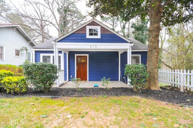 970 Westmont Rd, Atlanta, GA 30311 (MLS #8543458) :: Bonds Realty Group Keller Williams Realty - Atlanta Partners