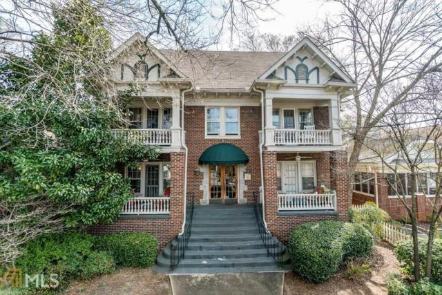 1071 N Highland Ave #2, Atlanta, GA 30306 (MLS #8543477) :: Bonds Realty Group Keller Williams Realty - Atlanta Partners