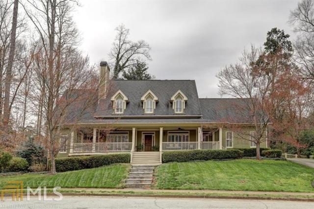 521 Ivy Pl, Atlanta, GA 30342 (MLS #8543480) :: Bonds Realty Group Keller Williams Realty - Atlanta Partners