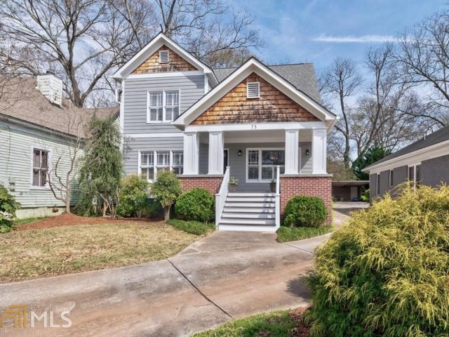 73 Howard St, Atlanta, GA 30317 (MLS #8544047) :: Bonds Realty Group Keller Williams Realty - Atlanta Partners