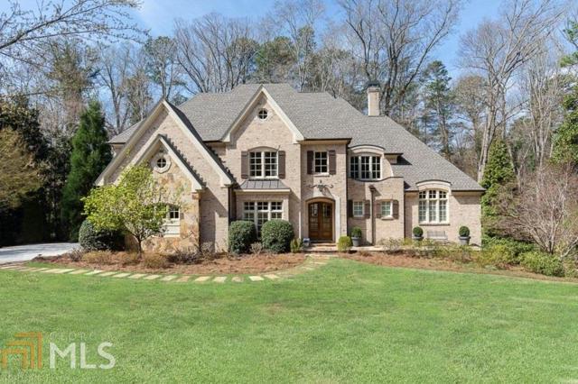 3144 Wood Valley Rd, Atlanta, GA 30327 (MLS #8544269) :: Bonds Realty Group Keller Williams Realty - Atlanta Partners