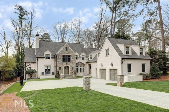 402 Hillside Dr, Atlanta, GA 30342 (MLS #8544294) :: Buffington Real Estate Group