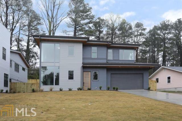 1071 Shepherds Ln, Atlanta, GA 30324 (MLS #8544408) :: Buffington Real Estate Group