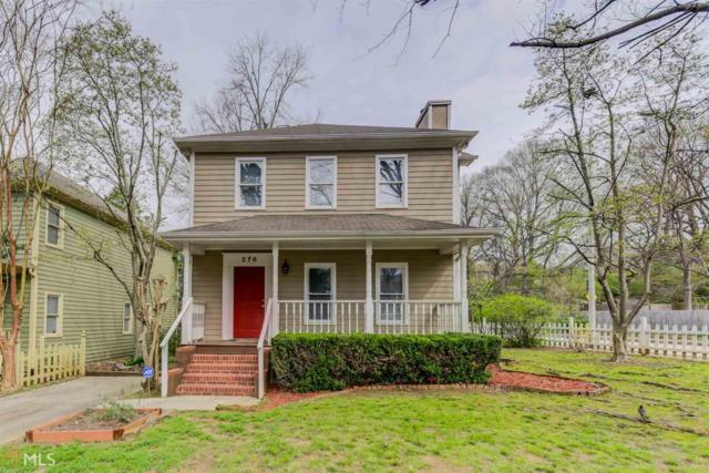 276 Cherokee, Atlanta, GA 30312 (MLS #8544900) :: Bonds Realty Group Keller Williams Realty - Atlanta Partners