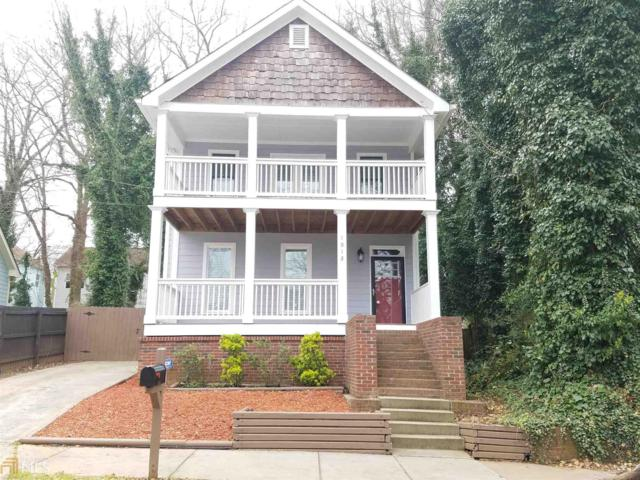 1012 Parsons St, Atlanta, GA 30314 (MLS #8544938) :: Royal T Realty, Inc.