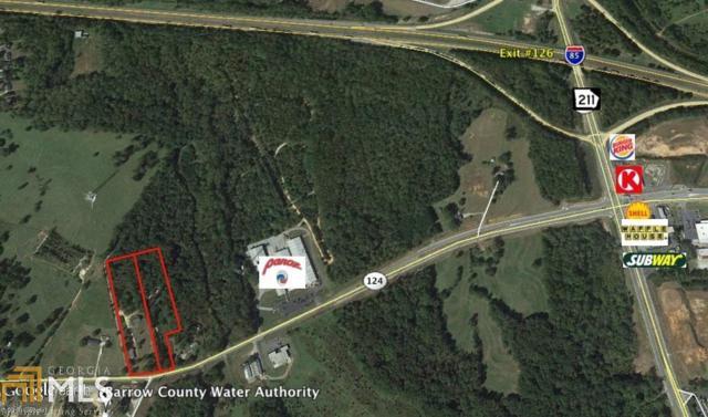 1141 Highway 124, Hoschton, GA 30548 (MLS #8545238) :: The Stadler Group