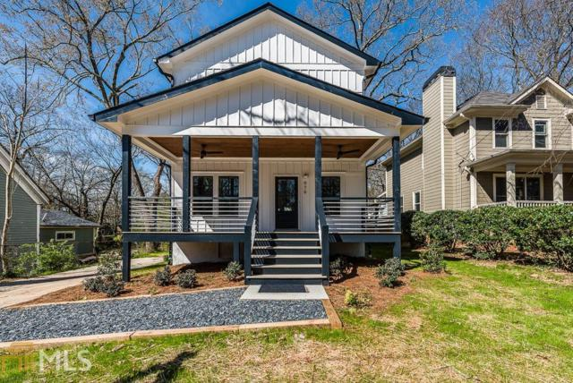 979 Fern Ave, Atlanta, GA 30315 (MLS #8545481) :: Bonds Realty Group Keller Williams Realty - Atlanta Partners