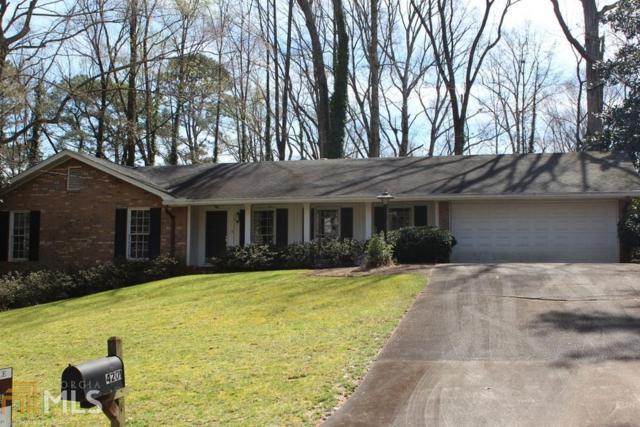 4201 Brookview Dr, Atlanta, GA 30339 (MLS #8545545) :: Team Cozart
