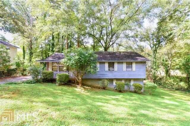 2634 Linnwood Dr, Smyrna, GA 30080 (MLS #8545614) :: Buffington Real Estate Group