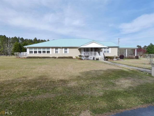 4499 Grady Mertz Road, Tennille, GA 31089 (MLS #8546347) :: Ashton Taylor Realty