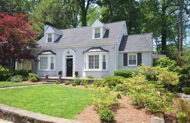 1862 Anjaco Rd, Atlanta, GA 30309 (MLS #8546510) :: Buffington Real Estate Group