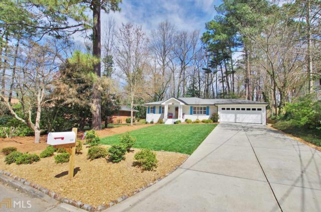 1266 Woodland Ave, Atlanta, GA 30324 (MLS #8546627) :: Buffington Real Estate Group