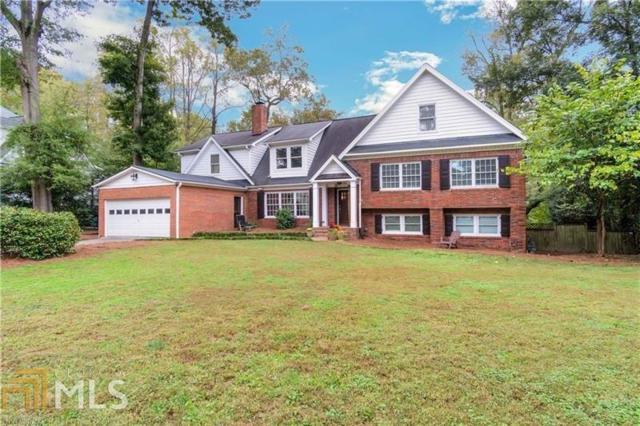 1350 Battleview Dr, Atlanta, GA 30327 (MLS #8546791) :: Buffington Real Estate Group