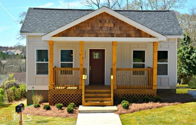 1435 Murray St, Atlanta, GA 30315 (MLS #8546804) :: Buffington Real Estate Group