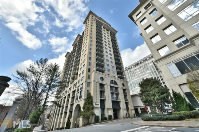 3040 Peachtree Rd #1110, Atlanta, GA 30305 (MLS #8547015) :: DHG Network Athens