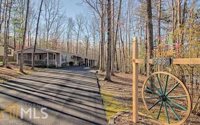 583 Lakeside, Blairsville, GA 30512 (MLS #8547051) :: Anita Stephens Realty Group