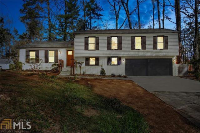 392 Lamplighter Ln, Marietta, GA 30067 (MLS #8547097) :: Buffington Real Estate Group