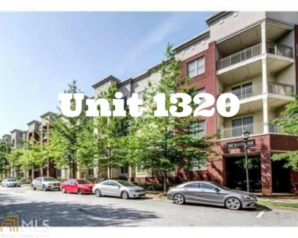 870 Mayson Turner Rd #1320, Atlanta, GA 30314 (MLS #8547434) :: Ashton Taylor Realty