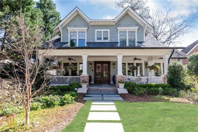 75 Montgomery Ferry Dr, Atlanta, GA 30309 (MLS #8547719) :: Buffington Real Estate Group