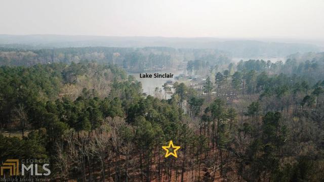 0 SE Lake Sinclair Dr #17, Sparta, GA 31087 (MLS #8547826) :: Buffington Real Estate Group