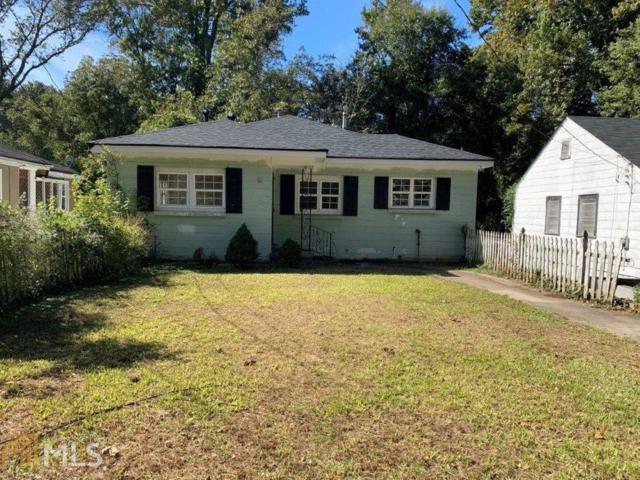 1239 Graymont Dr, Atlanta, GA 30310 (MLS #8547938) :: Buffington Real Estate Group