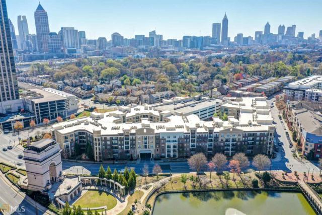 390 17th St #3027, Atlanta, GA 30363 (MLS #8548053) :: DHG Network Athens