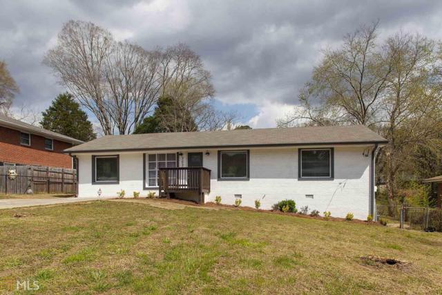 3036 Horse Shoe Dr, Atlanta, GA 30316 (MLS #8548297) :: Buffington Real Estate Group