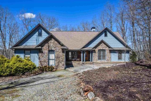 312 Woodlands Bluff Ln, Mineral Bluff, GA 30559 (MLS #8548422) :: Ashton Taylor Realty