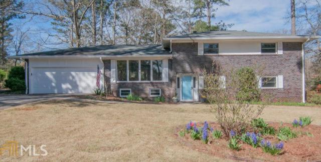 1163 Berkeley Rd, Avondale Estates, GA 30002 (MLS #8548855) :: Buffington Real Estate Group