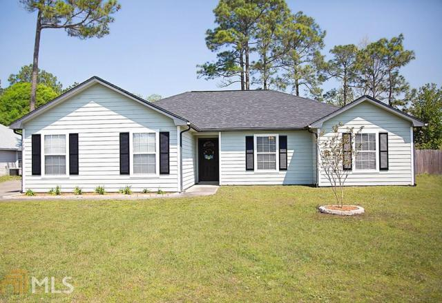117 Acacia, Kingsland, GA 31548 (MLS #8549097) :: Buffington Real Estate Group