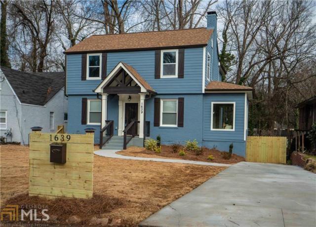 1639 Emerald, Atlanta, GA 30310 (MLS #8549200) :: Bonds Realty Group Keller Williams Realty - Atlanta Partners