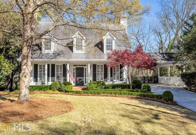 2169 Fairhaven Circle Ne, Atlanta, GA 30305 (MLS #8550165) :: Buffington Real Estate Group