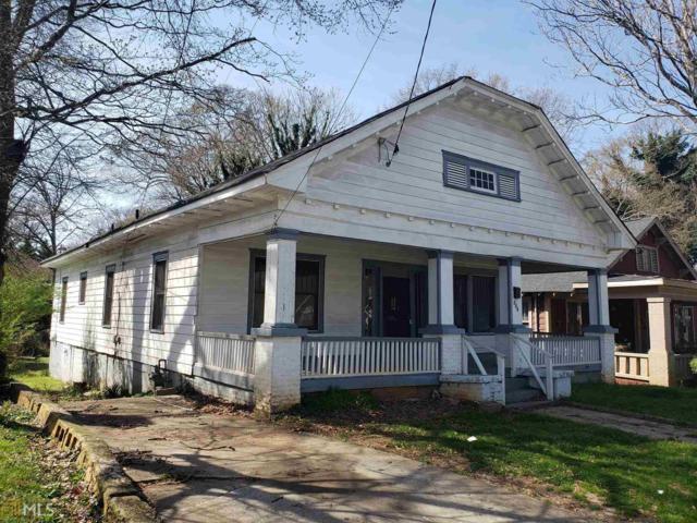 399 Mathewson Pl, Atlanta, GA 30310 (MLS #8550201) :: Buffington Real Estate Group