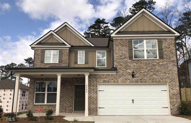 6277 Noreen Way #38, Lithonia, GA 30058 (MLS #8550436) :: Buffington Real Estate Group