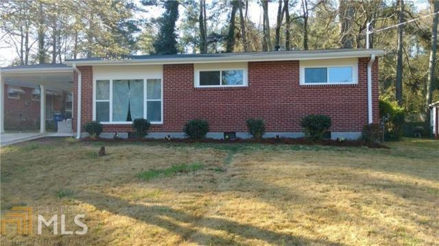 2500 Dale Creek Dr, Atlanta, GA 30318 (MLS #8551291) :: Buffington Real Estate Group