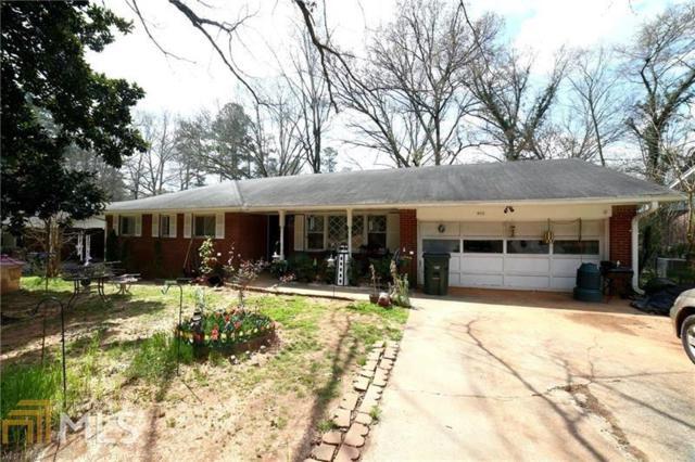 4112 N Shallowford Rd #40, Atlanta, GA 30341 (MLS #8552222) :: Buffington Real Estate Group
