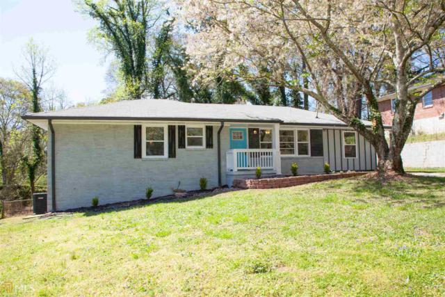 3153 Bonway Dr, Decatur, GA 30032 (MLS #8552478) :: Buffington Real Estate Group