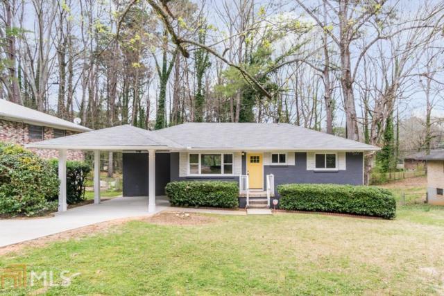 2757 Cherry Laurel Ln, Atlanta, GA 30311 (MLS #8552496) :: Buffington Real Estate Group