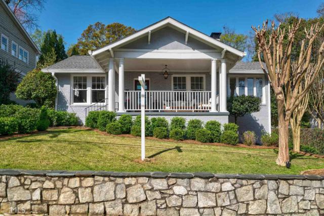 82 Montgomery Ferry Dr, Atlanta, GA 30309 (MLS #8553084) :: Buffington Real Estate Group