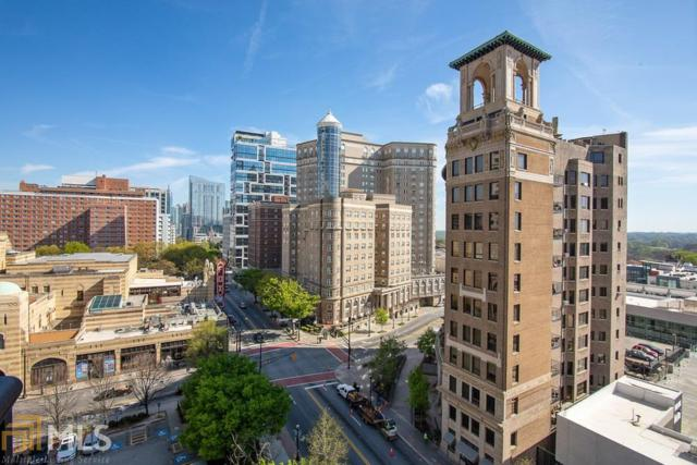620 Peachtree St #1104, Atlanta, GA 30308 (MLS #8553380) :: Rettro Group
