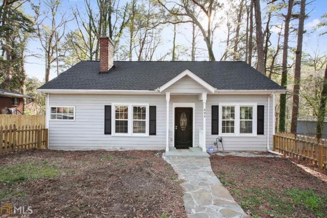 992 Westmont Rd, Atlanta, GA 30311 (MLS #8553487) :: Crown Realty Group