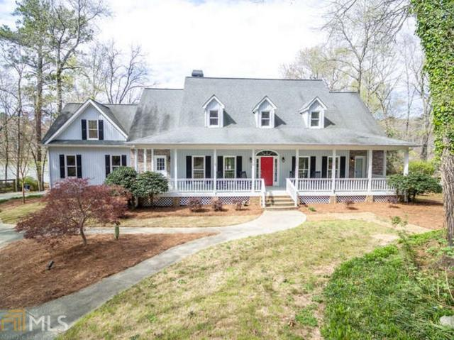 325 Old Mill Ct, Fayetteville, GA 30214 (MLS #8554739) :: Rettro Group