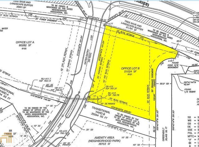 101 Gates Entry B, Peachtree City, GA 30269 (MLS #8554754) :: Rettro Group