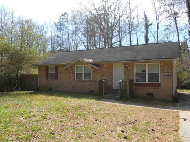 10252 Foxfire Ter, Jonesboro, GA 30238 (MLS #8554814) :: RE/MAX Eagle Creek Realty
